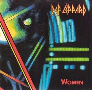 Women (Def Leppard song) 1987 Def Leppard song