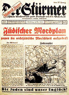 Der Stürmer Christian blood.jpg