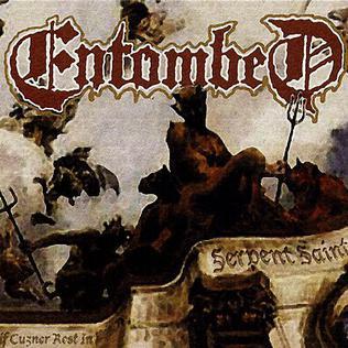 <i>Serpent Saints – The Ten Amendments</i> 2007 studio album by Entombed