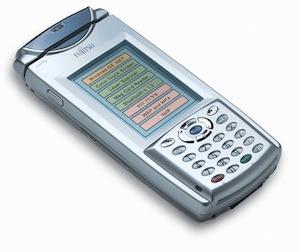 The Fujitsu iPAD
