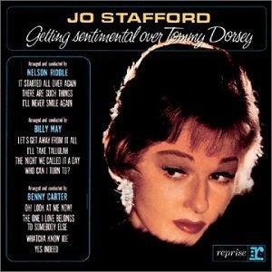 <i>Getting Sentimental over Tommy Dorsey</i> 1963 studio album by Jo Stafford