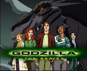 Godzilla: The Series - Wikipedia