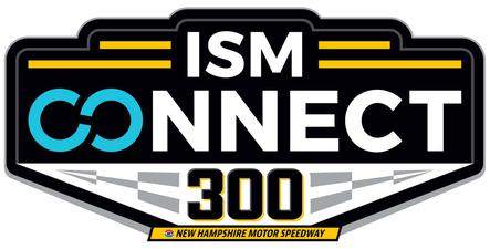 Ismconnect Logo on Nascar Racing
