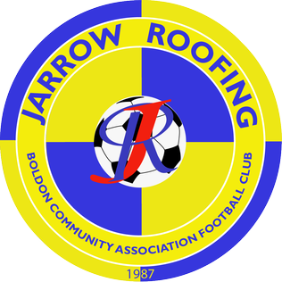 Jarrow Roofing Boldon Community Association F.C.