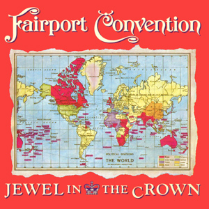 <i>Jewel in the Crown</i> (album) 1995 studio album by Fairport Convention