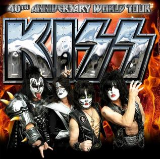 The KISS 40th Anniversary World Tour