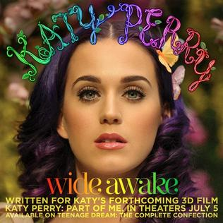 Katy Perry — Wide Awake (studio acapella)