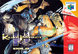 <i>Killer Instinct Gold</i> 1996 video game