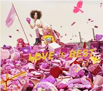 <i>Love Is Best</i> 2009 compilation album by Ai Otsuka