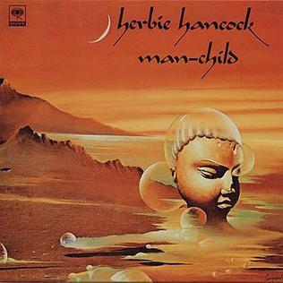 <i>Man-Child</i> 1975 studio album by Herbie Hancock