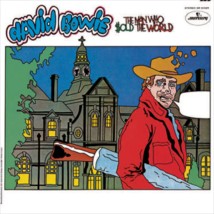 <i>The Man Who Sold the World</i> (album) 1970 studio album by David Bowie