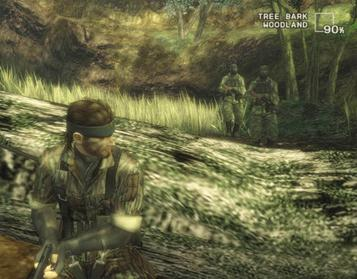Metal Gear Solid 2: Snake Eater