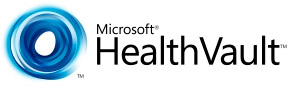 HealthVault logo