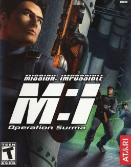 Скачать MISSION IMPOSSIBLLE: OPERATION SURMA (2003) PS2 торрент