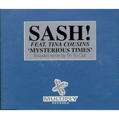Mysterious Times 1998 single by Sash!