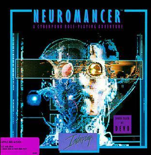 neuromancer video game wikipedia