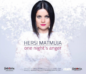 One Nights Anger 2014 song by Hersi Matmuja