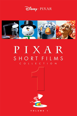 Pixar Short Films Collection Volume 1 Wikipedia