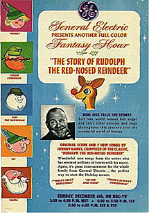 Picture of a movie: Rudolph The Red Nosed Reindeer
