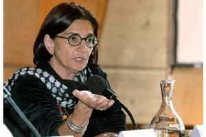 Selma Al-Radi Iraqi archaeologist
