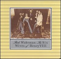 <i>The Six Wives of Henry VIII</i> (album) 1973 studio album by Rick Wakeman