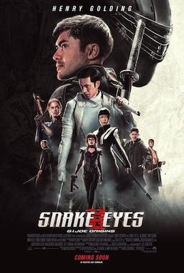 Picture of a movie: Snake Eyes: G.I. Joe Origins