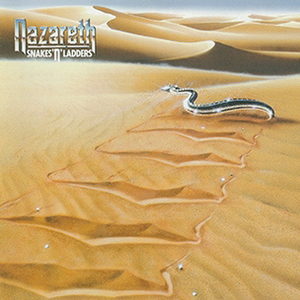 <i>Snakes n Ladders</i> 1989 studio album by Nazareth