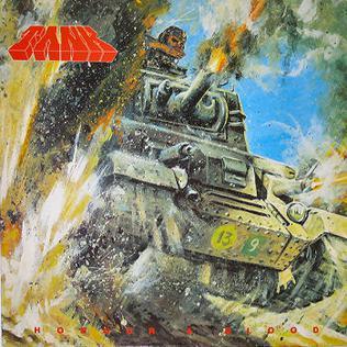 <i>Honour & Blood</i> 1984 studio album by Tank