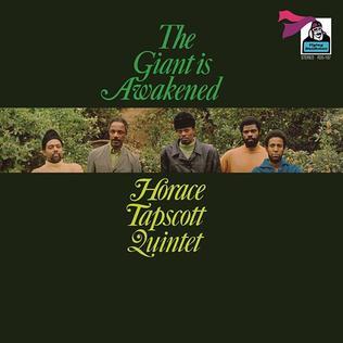 <i>The Giant Is Awakened</i> album by Horace Tapscott