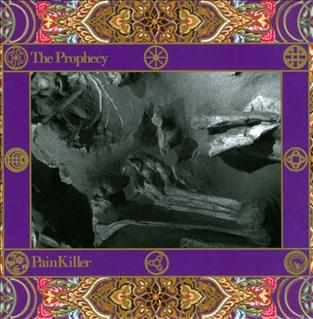 <i>The Prophecy: Live in Europe</i> 2013 live album by Painkiller