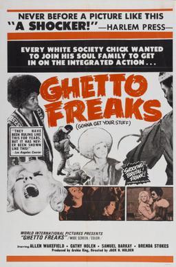 ghetto freaks wikipedia