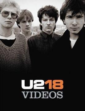 U218 Videos artwork