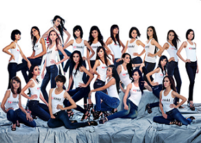 <i>Vietnams Next Top Model</i> (season 2) season of television series