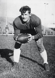 Ward Cuff American football player