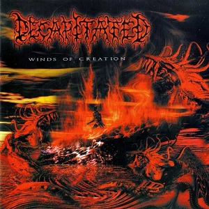 <i>Winds of Creation</i> 2000 studio album by Decapitated
