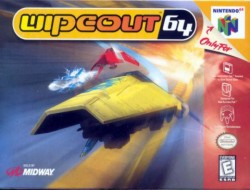 Wipeout 64 box cover