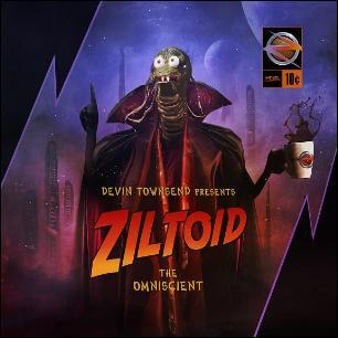 <i>Ziltoid the Omniscient</i> 2007 studio album by Devin Townsend