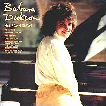 <i>All for a Song</i> 1982 studio album by Barbara Dickson