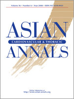 Asian cardiovascular & thoracic annals