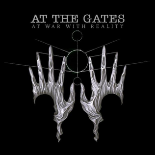 <i>At War with Reality</i> 2014 studio album by At the Gates