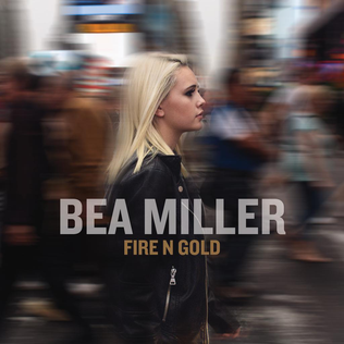 Bea Miller - Fire n Gold (studio acapella)