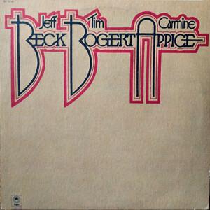 <i>Beck, Bogert & Appice</i> (album) 1973 studio album by Beck, Bogert & Appice