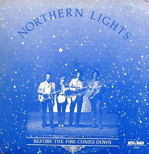 <i>Before the Fire Comes Down</i> 1983 studio album by Northern Lights