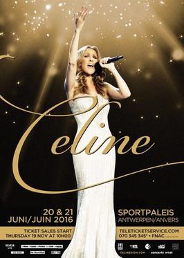 Celine Dion Summer Tour  Wikipedia