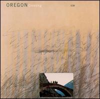 <i>Crossing</i> (album) 1985 studio album by Oregon