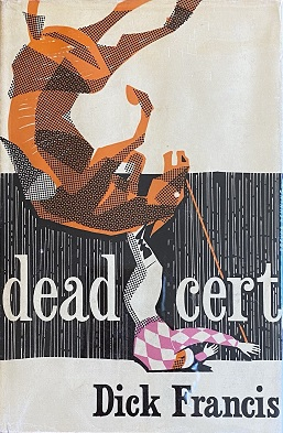 <i>Dead Cert</i> (novel) novel by Dick Francis