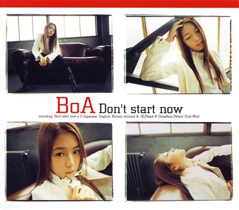 Dont Start Now (BoA song) 2002 song by BoA