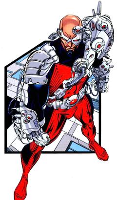 Fixer (comics) - Wikipedia