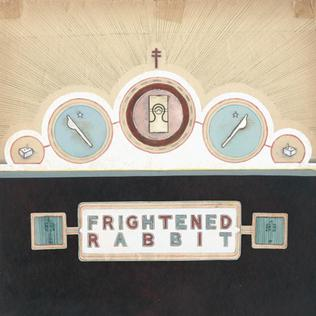 <i>The Winter of Mixed Drinks</i> 2010 studio album by Frightened Rabbit
