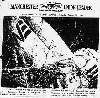 Northeast Airlines Flight 946 1968 aviation accident